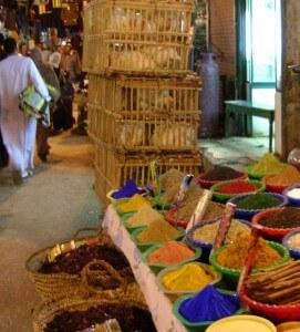 Egyptian Marketplace