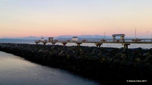 Edmonds Pier Sunrise
