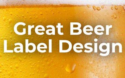 Caps Off to Great Beer Label Design